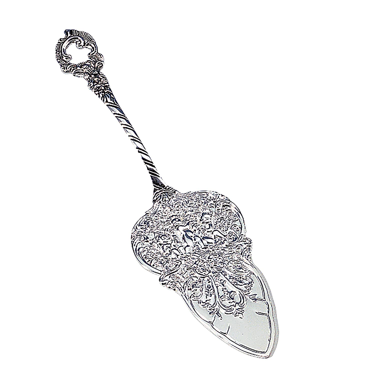Silver Plated Victorian Cake Server диски helo he844 chrome plated r20
