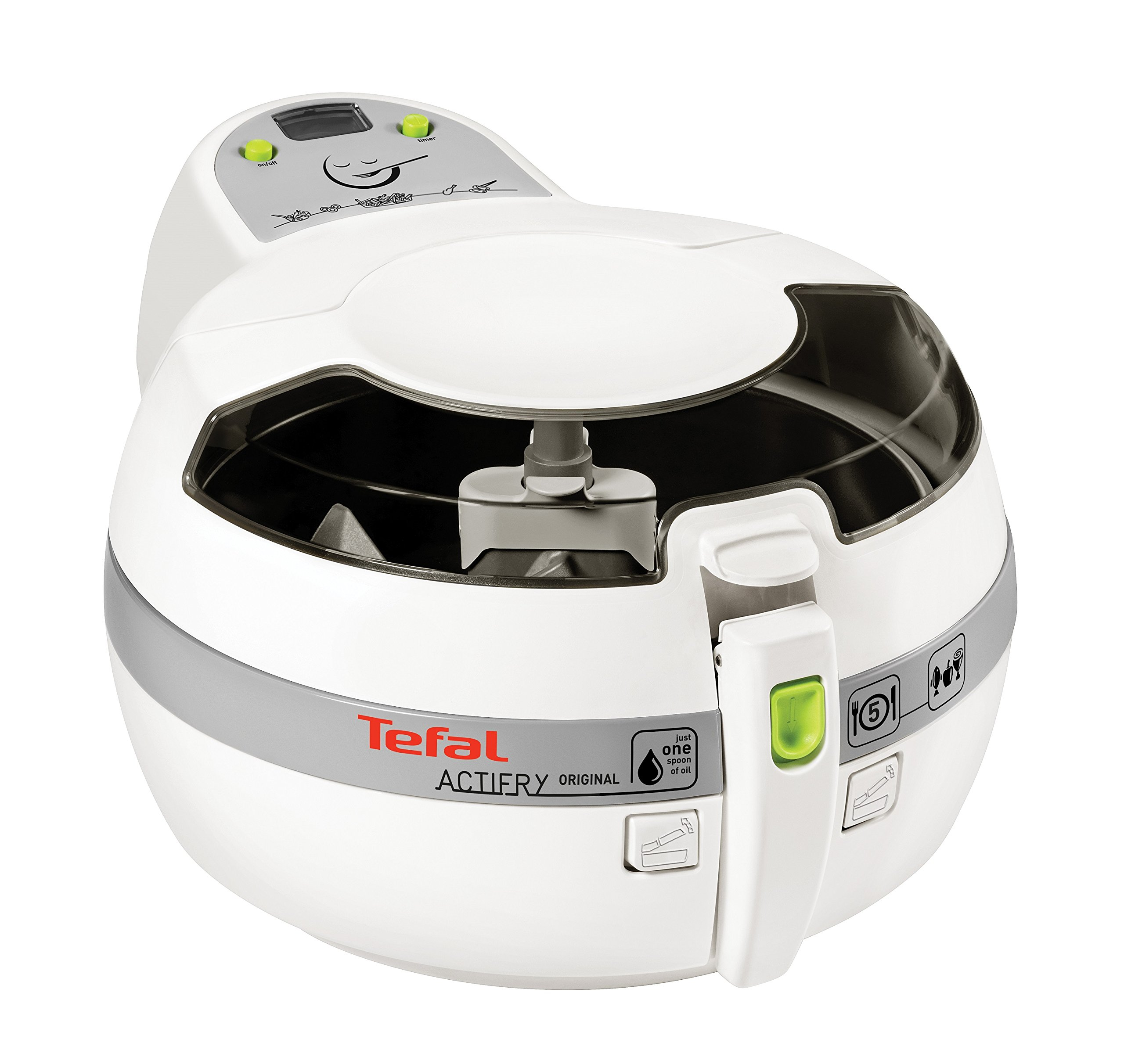 tefal actifry fettarm friteuse 1kg chips essen k che abendessen zuhause party ebay. Black Bedroom Furniture Sets. Home Design Ideas