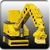 3D Cargo Crane