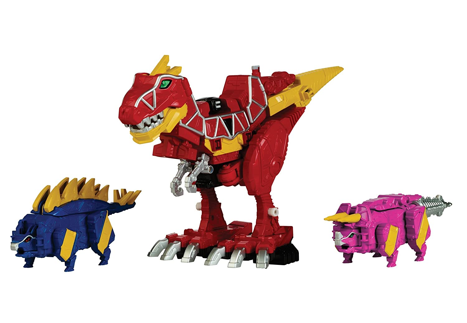 power rangers dino charge dino charge megazord new free shipping ebay. Black Bedroom Furniture Sets. Home Design Ideas