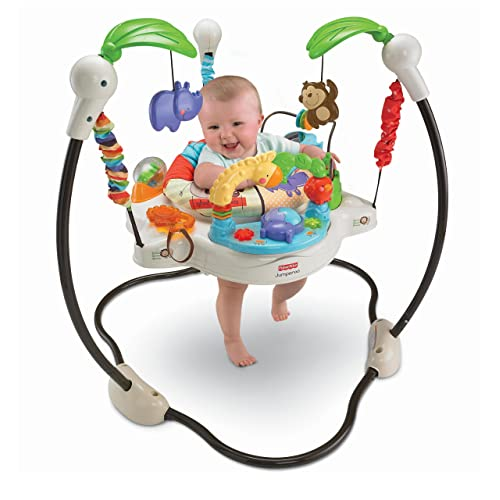 "Fisher-Price Luv U Zoo Jumperoo Baby Jumper"" /></span><span style="