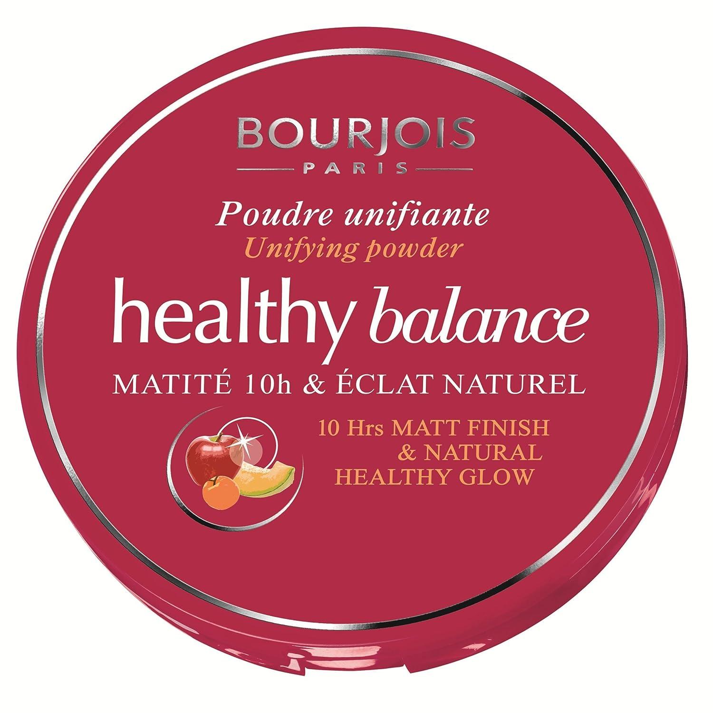 Купить пудра компактная витаминная healthy balance bourjois.