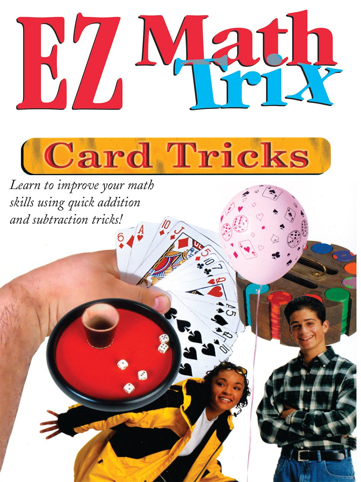 EZ Math Trix on Amazon Prime Instant Video UK