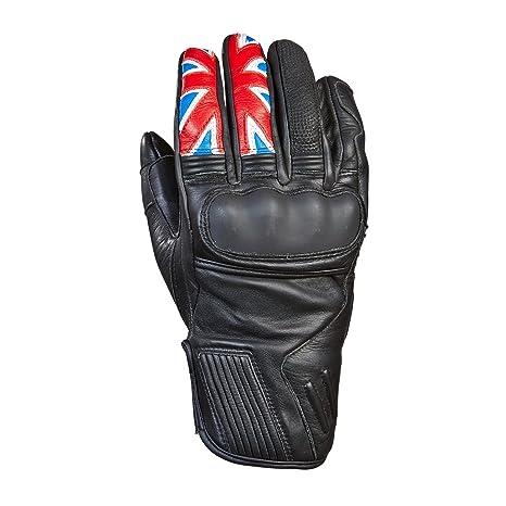 Germas 403. 01-12-2XL gants uK flag cuir de 3 drapeaux sur demande, multicolore, taille :  xXL
