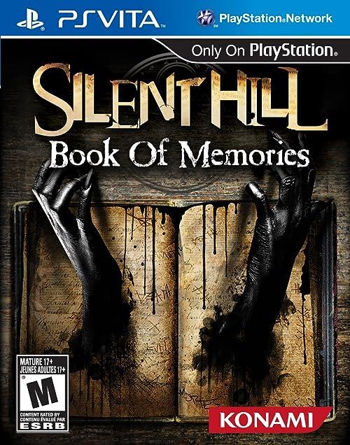 Silent Hill: Book of Memories. PsVita.