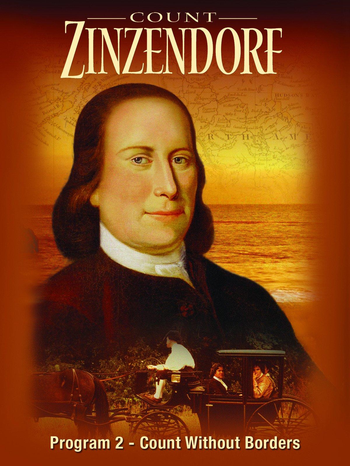 Count Zinzendorf Program 2