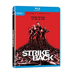 Strike Back: S6 (DC+BD) [Blu-ray]