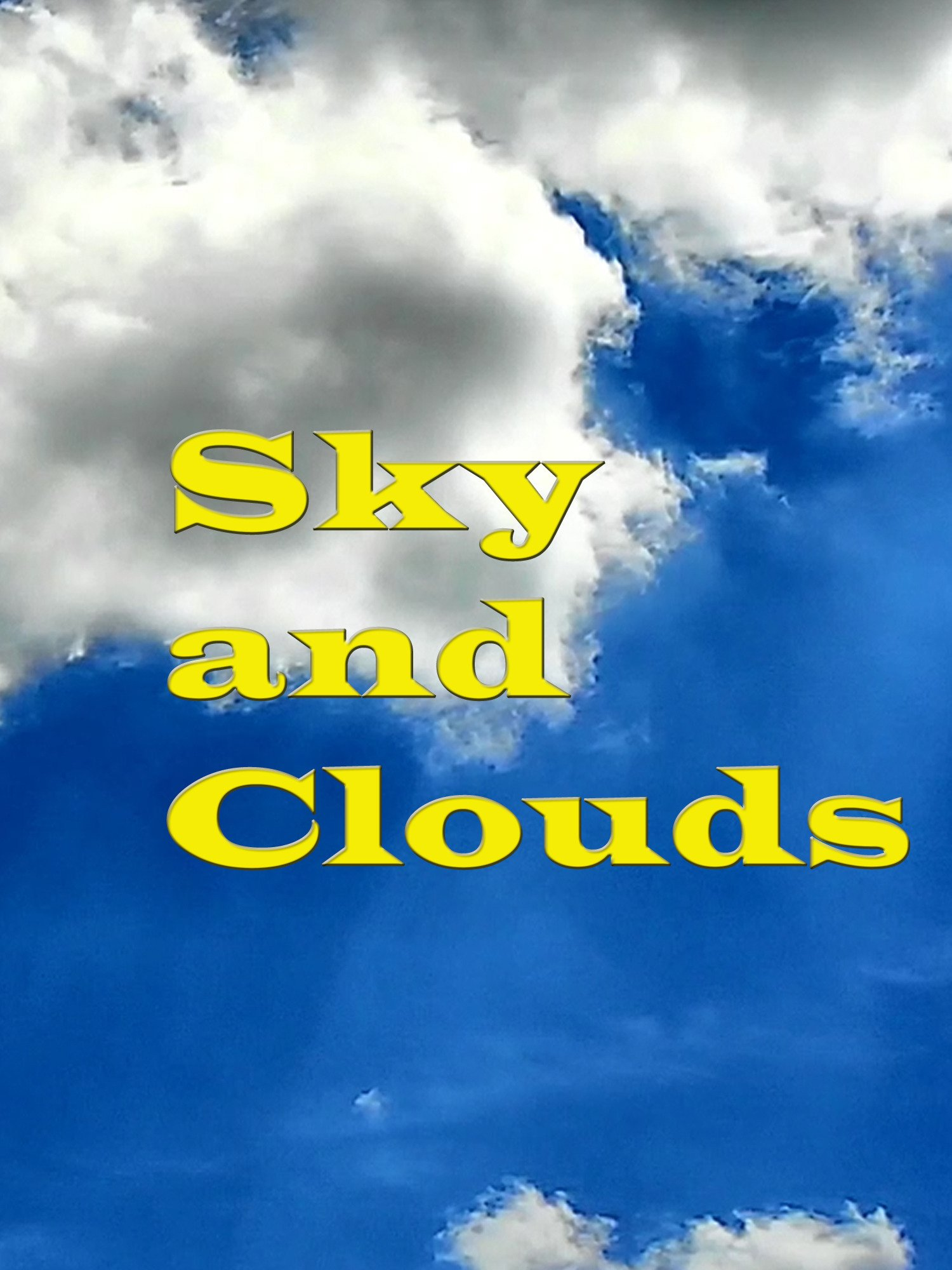 Clip: Sky and Clouds