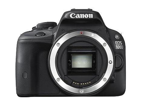 Canon EOS 100D Appareils Photo Numériques 18.4 Mpix