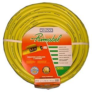 Triocflex Wasserschlauch Primabel, 3/4 Zoll, 50 m Rolle, gelb  GartenKundenbewertung und Beschreibung