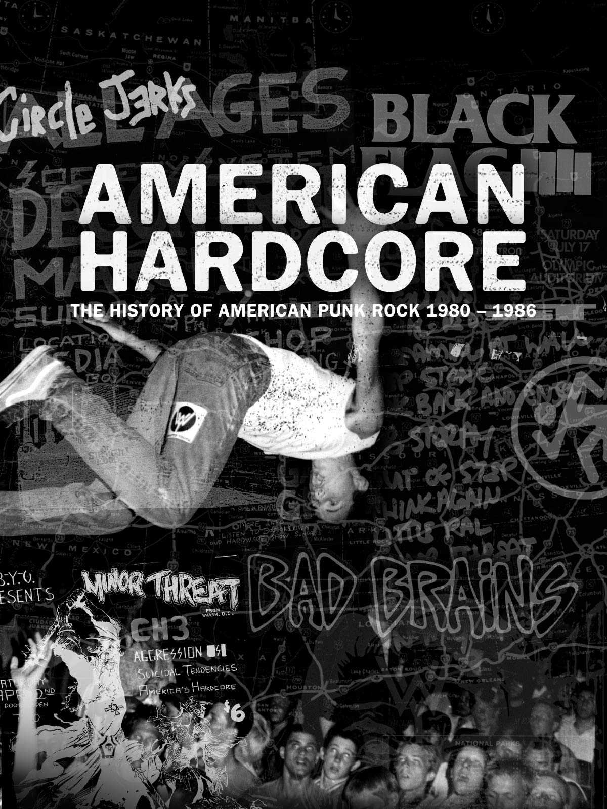 American Hardcore on Amazon Prime Instant Video UK