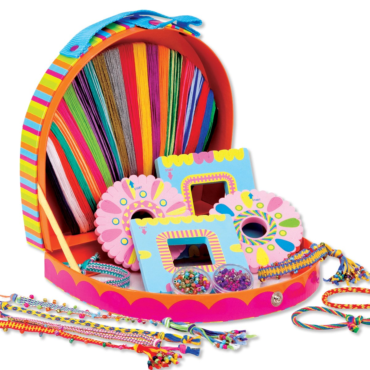 Gifts for 11 12 year old girls for Jewelry making kit for 4 year old