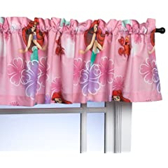 Disneys the Little Mermaid Valance