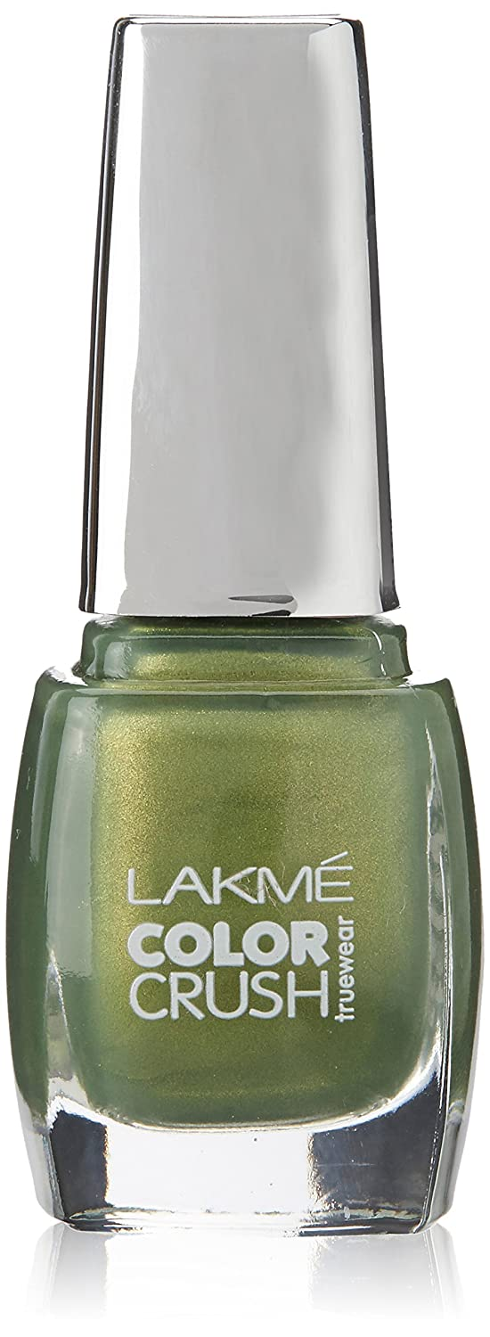 Lakme true wear color crush nail polish, shade 46, 9ml: amazon.in ...
