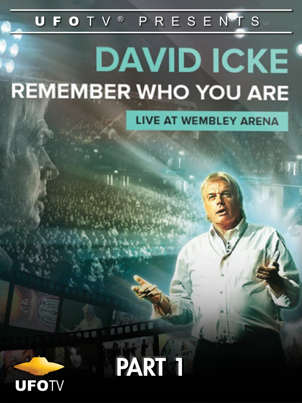 David Icke Live at Wimbly Part One