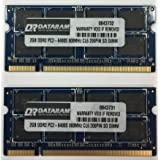 4GB (2X2GB) DDR2 MEMORY FOR Compaq Presario CQ62-219WM