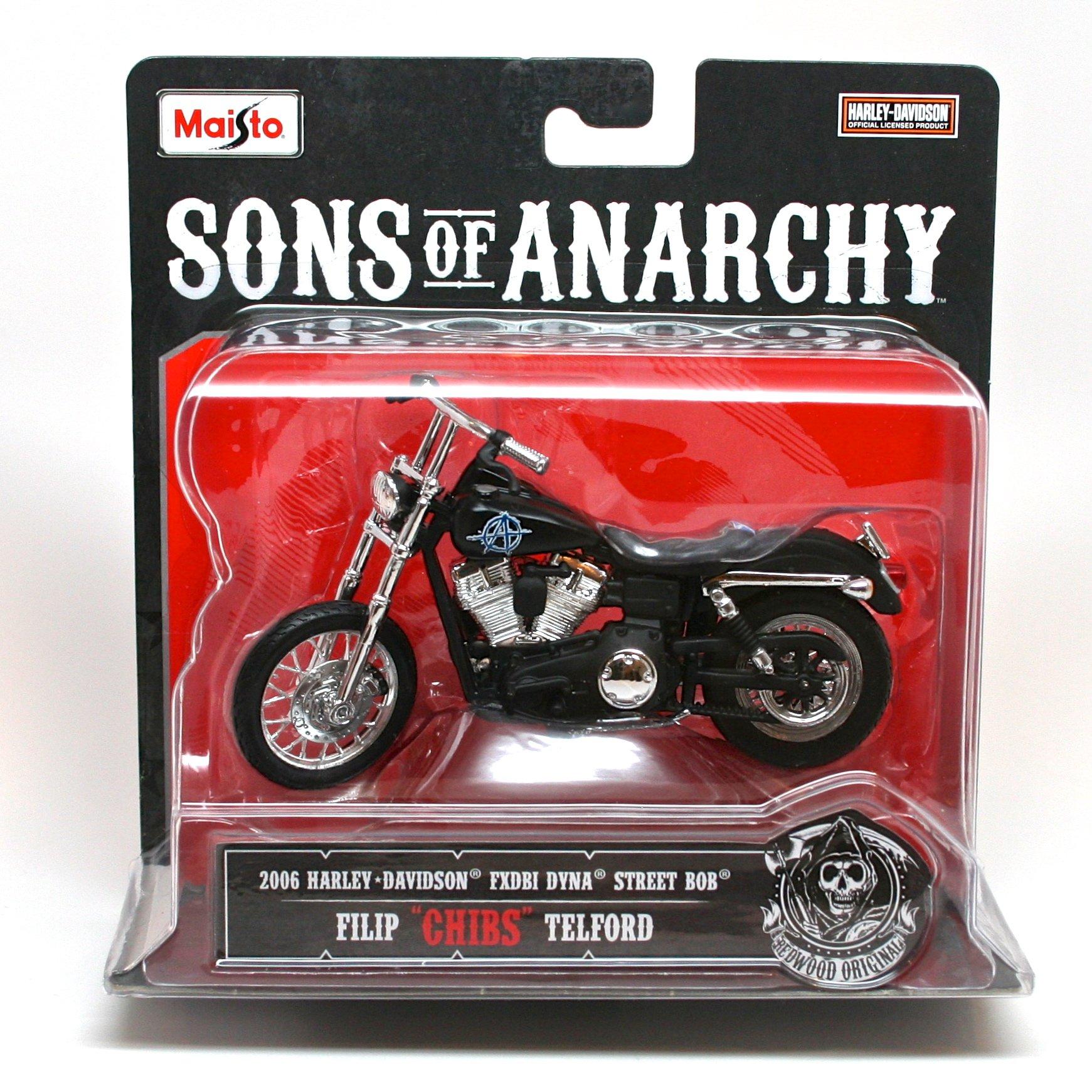 Charlie Hunnam Motorcycle