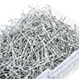 U_star 3000 Pieces Stainless Steel Pin Dressmaker Pins Fine Satin Pin for Sewing and Craft, Jewelry Making 1 1/16 Inch (Color: Clear, Tamaño: 3000pcs)