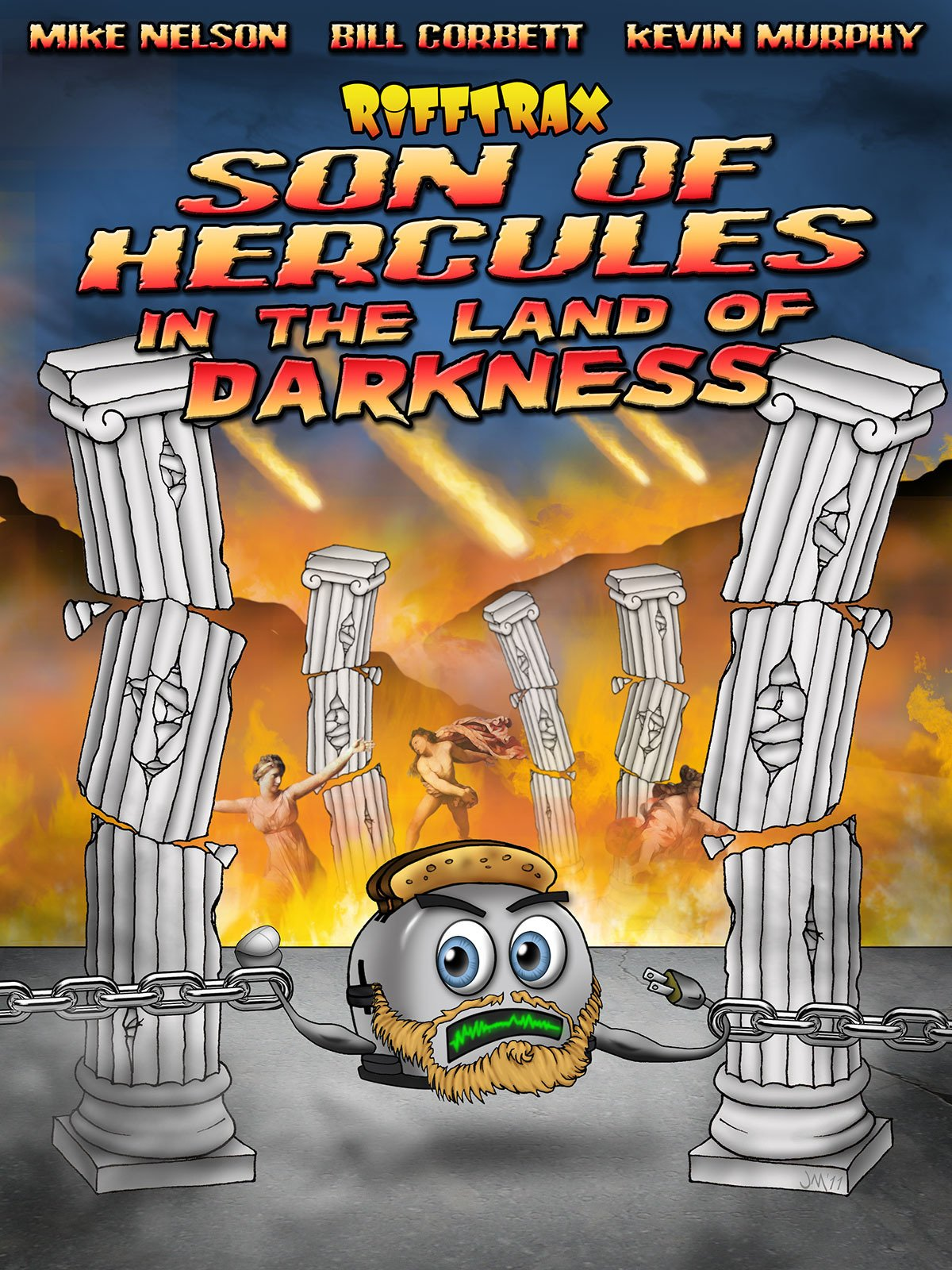 RiffTrax: Sons of Hercules