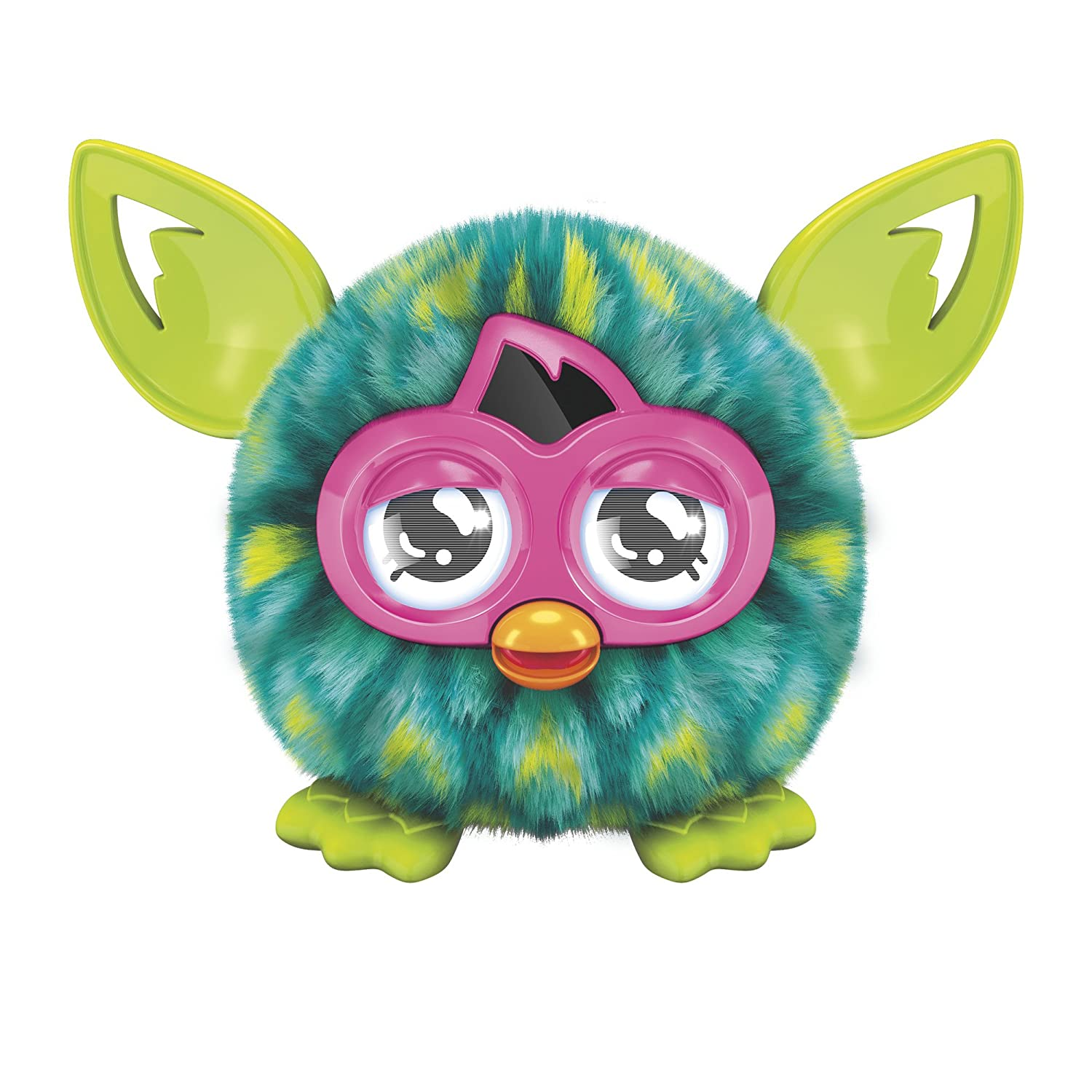 Furby Furbling Creature Peacock Feather Plush [US Import] günstig kaufen
