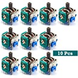 10 x 3D Rocker Analog Joystick Sensor Module for Sony PlayStation 4 PS4 DualShock 4 XBox One Wireless Controller Controller Replacement