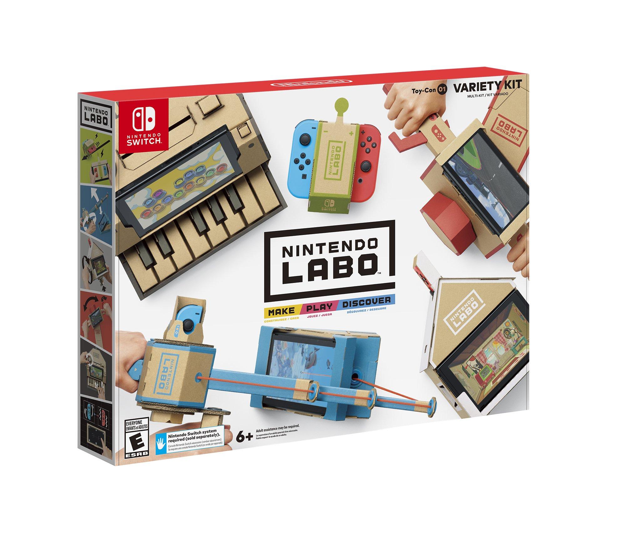 Nintendo Labo 0045496591403/
