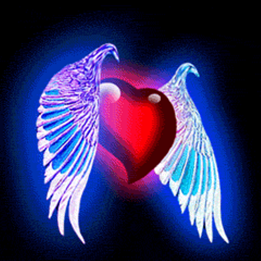 Amazon.com: Heart with Wings Live Wallpaper: Appstore for Android