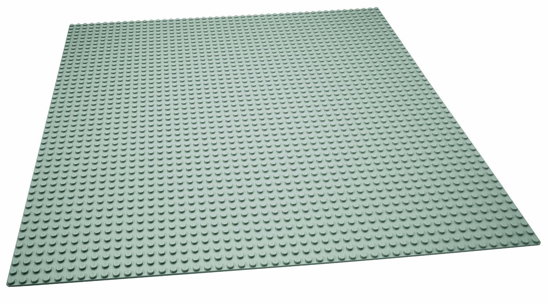 lego x large grey baseplate 628 manufacture sealed free. Black Bedroom Furniture Sets. Home Design Ideas