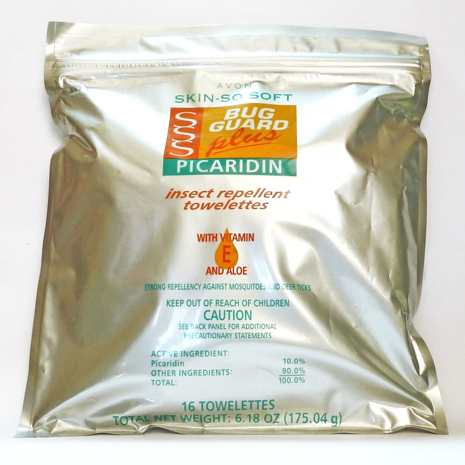 Avon SSS Bug Guard Plus Picaridin