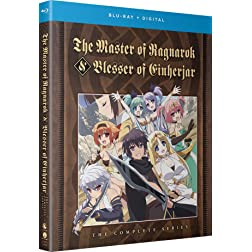 The Master of Ragnarok & Blesser of Einherjar: The Complete Series [Blu-ray]