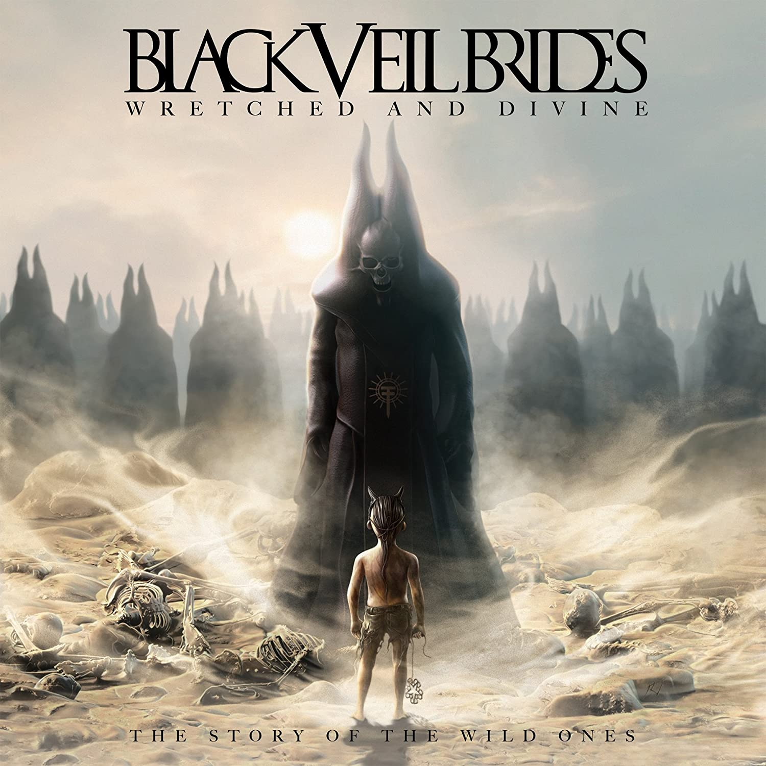 Black Veil Brides | Best Album Art, 2013 AltPress Readers Poll