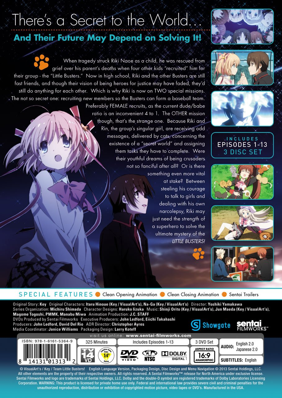 Amazon.com Little Busters
