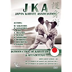 JKA - Japan Karate Association: Introduction of Karate-Do & Self Defense