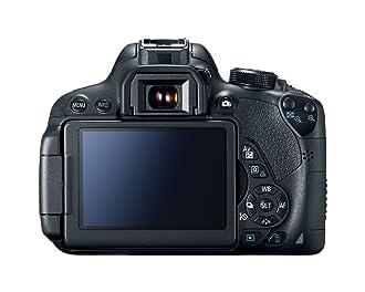 Camara Canon EOS Rebel T5i 18,0 MP CMOS pantalla táctil de 3 pulgadas y el modo Full HD Movie (cuerpo)