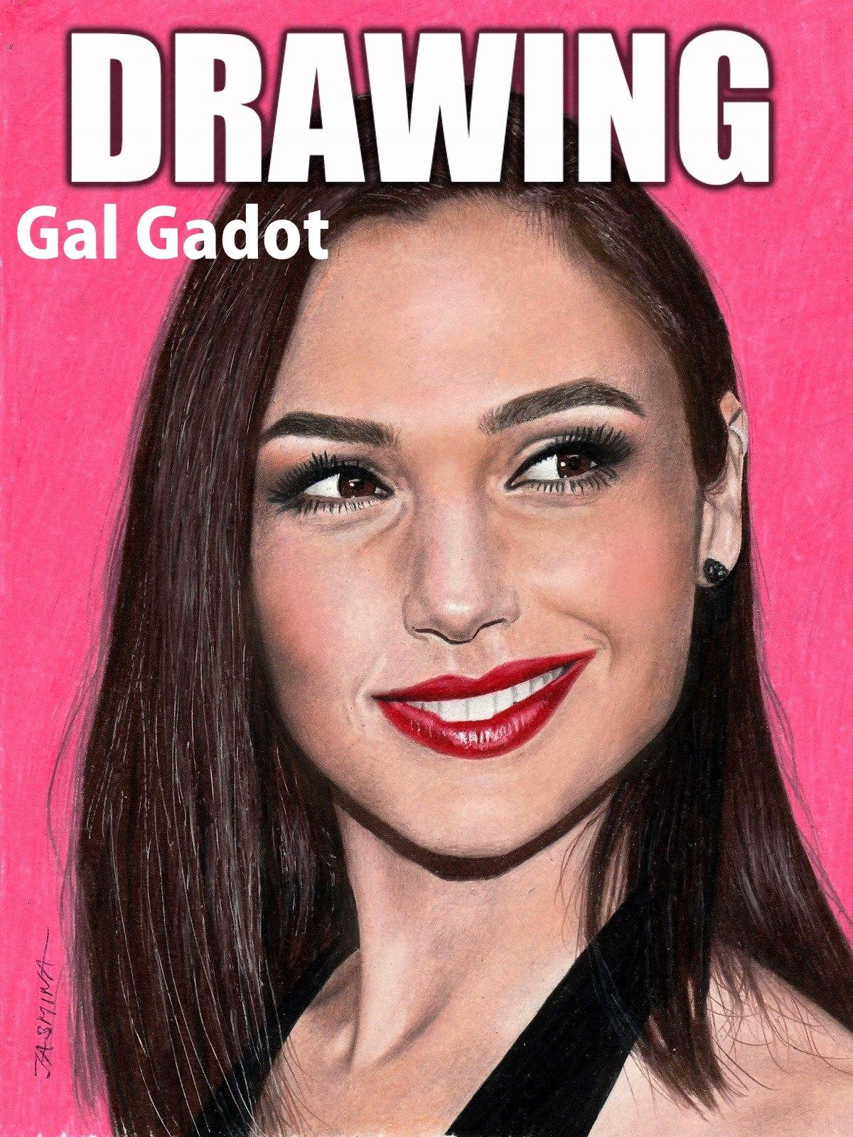 Clip: Drawing Gal Gadot