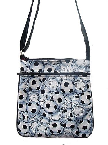Cotton Shoulder Bag Pattern 5