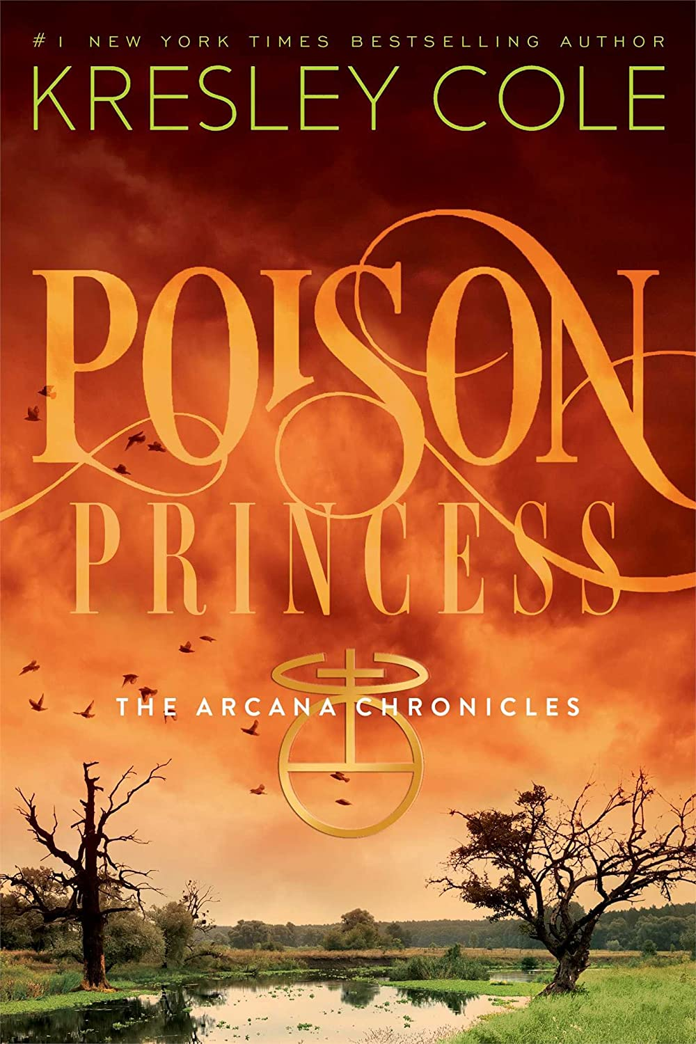 poison princess cover