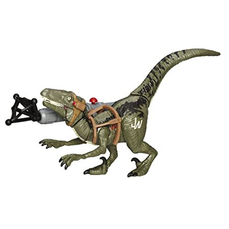 Jurassic World – Velociraptor – Figurine Dinosaure Attaque Redoutable