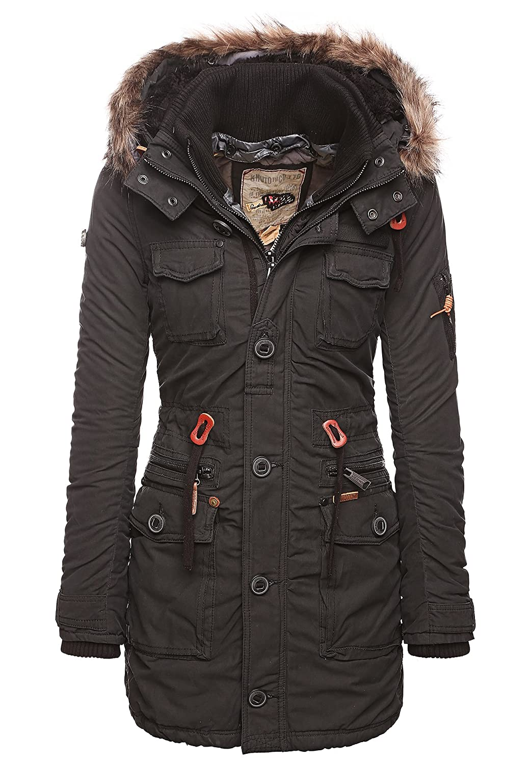 khujo Damen Mantel SAVE WITH INNER JACKET 1227CO153J_200 jetzt bestellen