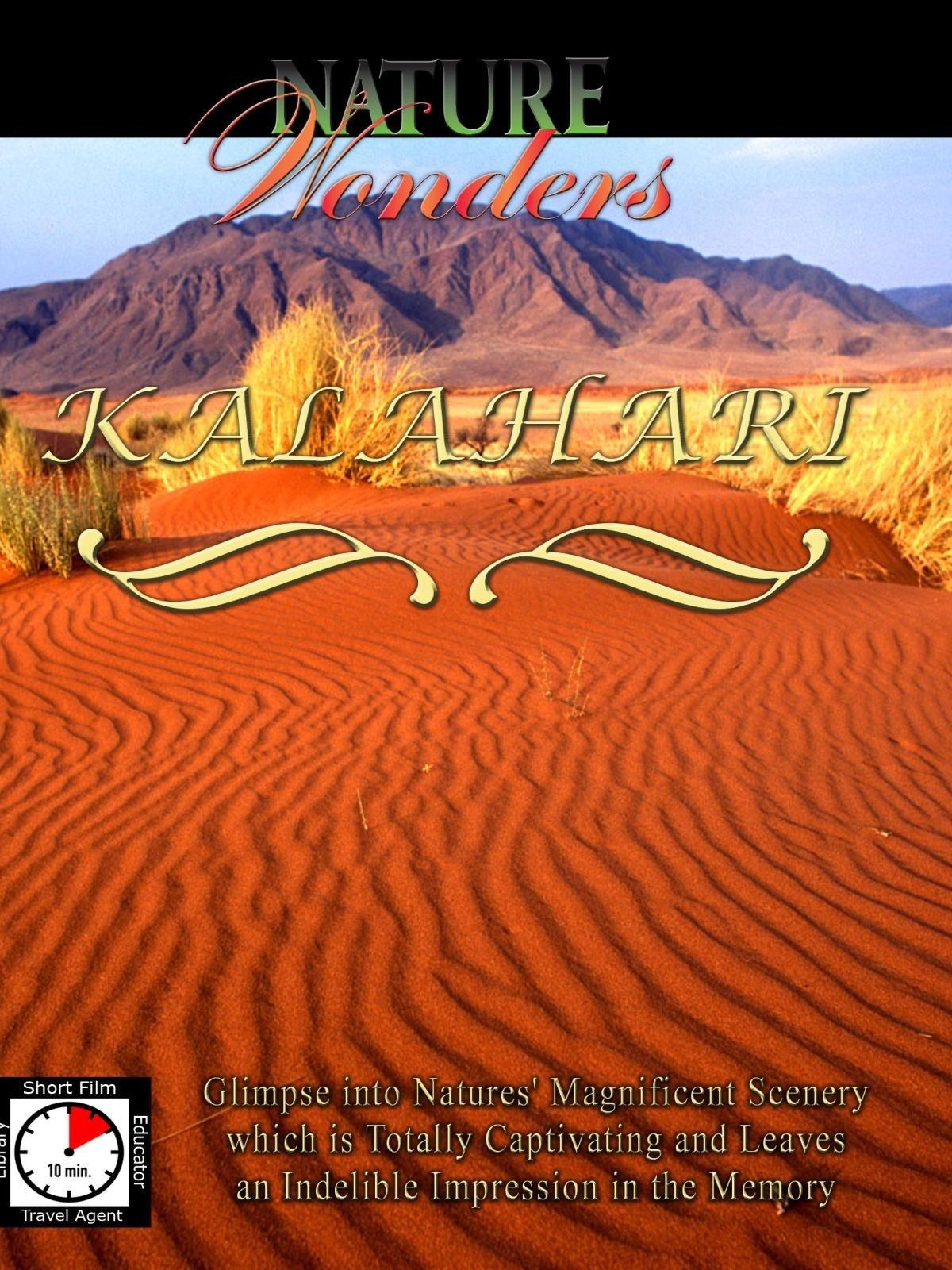 Nature Wonders - Kalahari Desert - Botswana