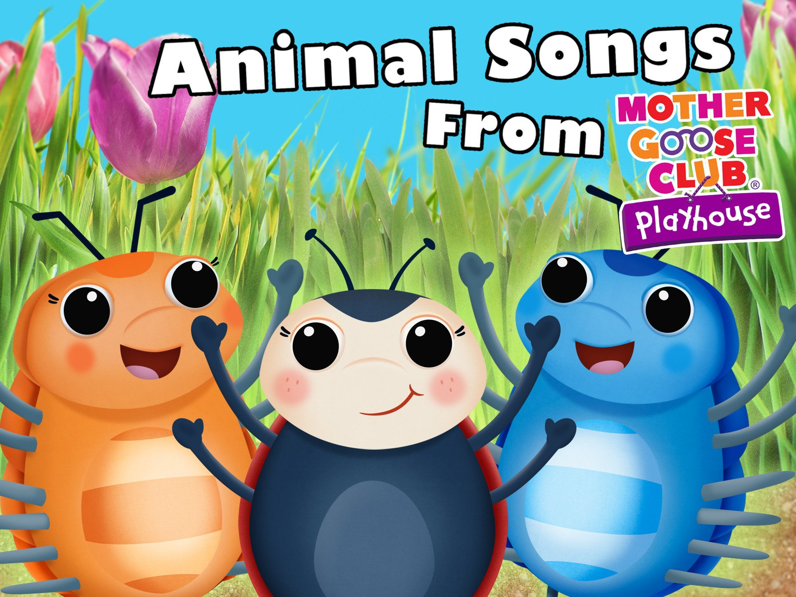 Animal Songs From Mother Goose Club Playhouse - Season 1