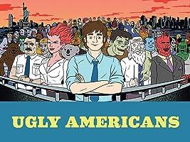 Ugly Americans Season 2 [HD]