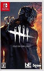 Dead by Daylight 公式日本版 -Switch 【CEROレーティング「Z」】 (【Amazon.co.jp限定】Dead by Daylight オリジナルリストバンド 同梱)