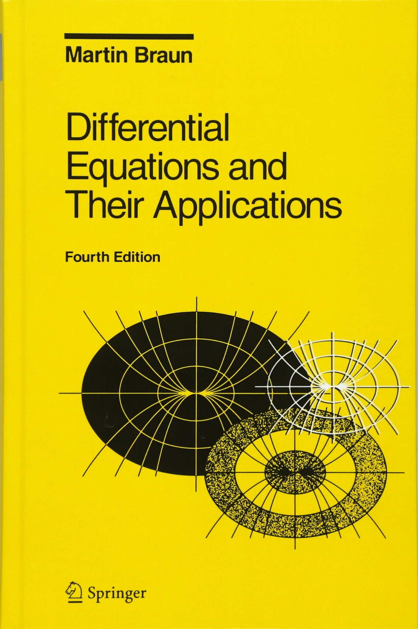Buy Differential Equations And Their Applications: An Introduction To  Applied Mathematics (texts In Applied Mathematics) Book Online At Low  Prices In India