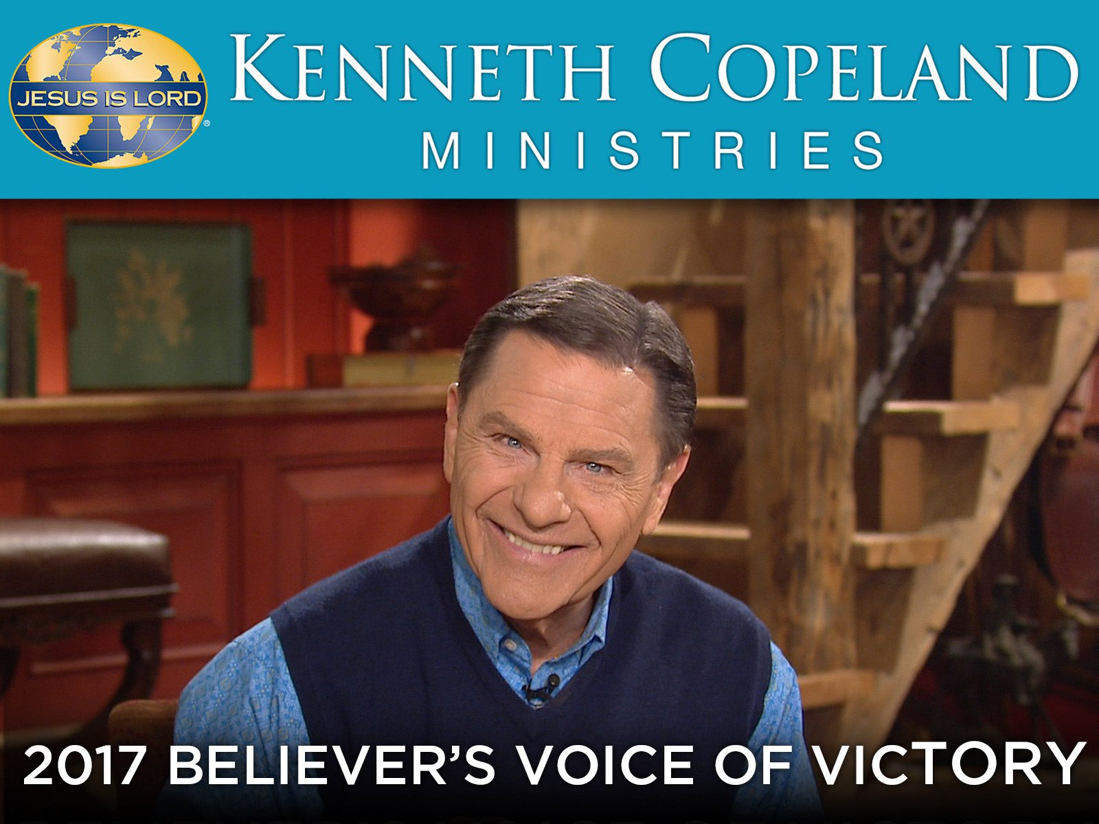 Kenneth Copeland 2017 on Amazon Prime Video UK