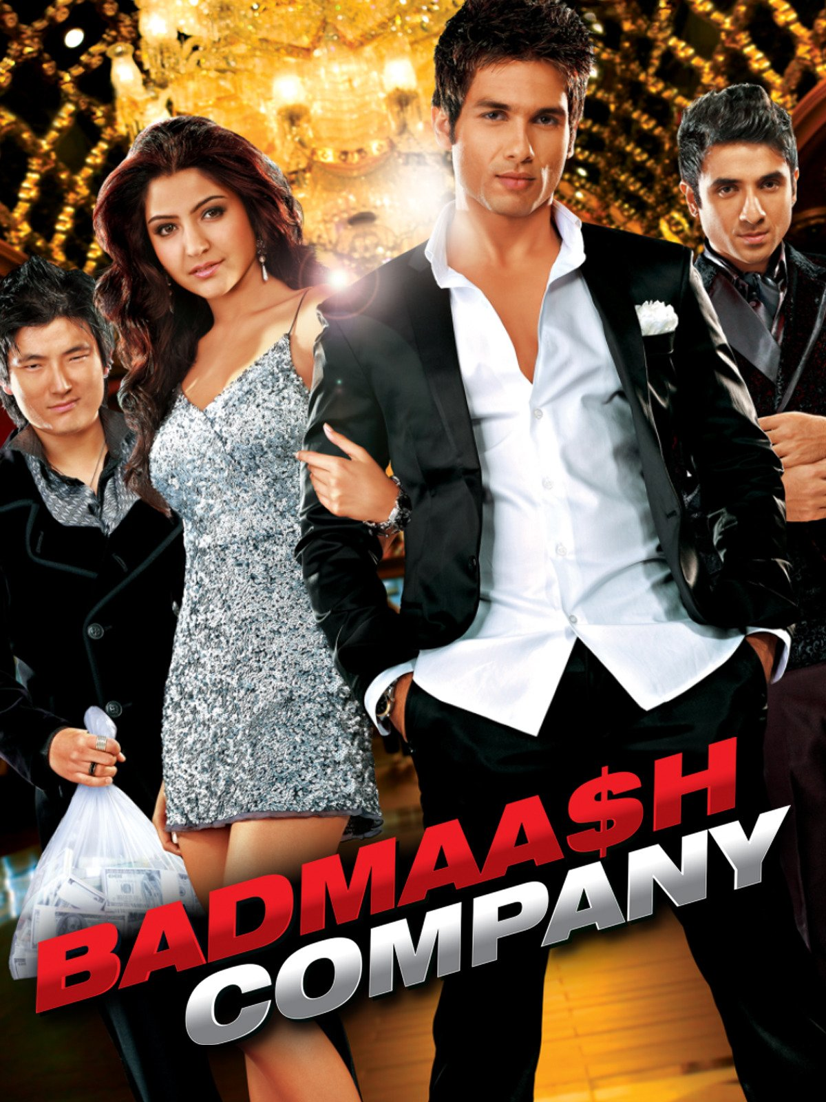 Badmaash Company on Amazon Prime Instant Video UK
