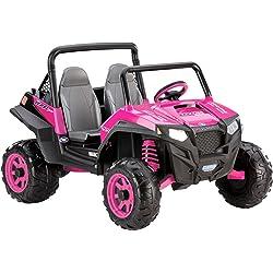 Peg Perego Polaris RZR 900 Ride On (Pink)