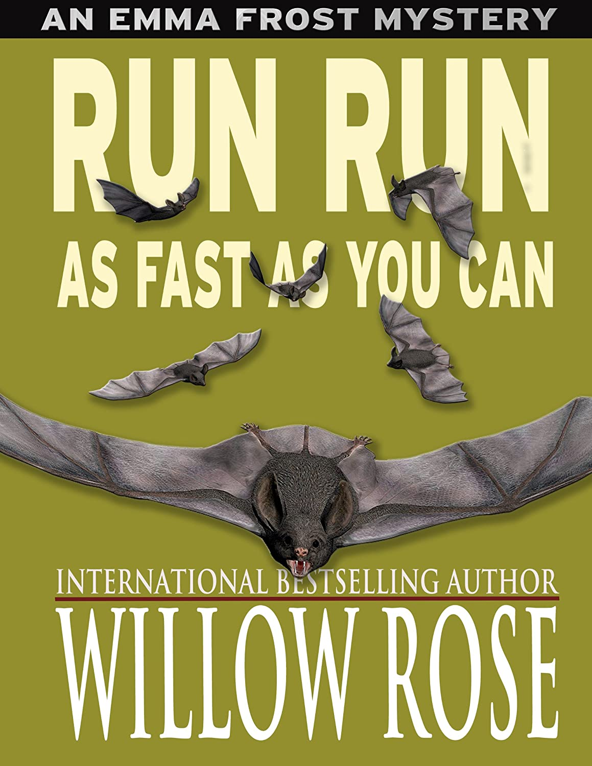 Run, Run As Fast As You Can By Willow Rose [save $1799] (5 Stars, 16  Reviews) Almost Free Bargain Selections