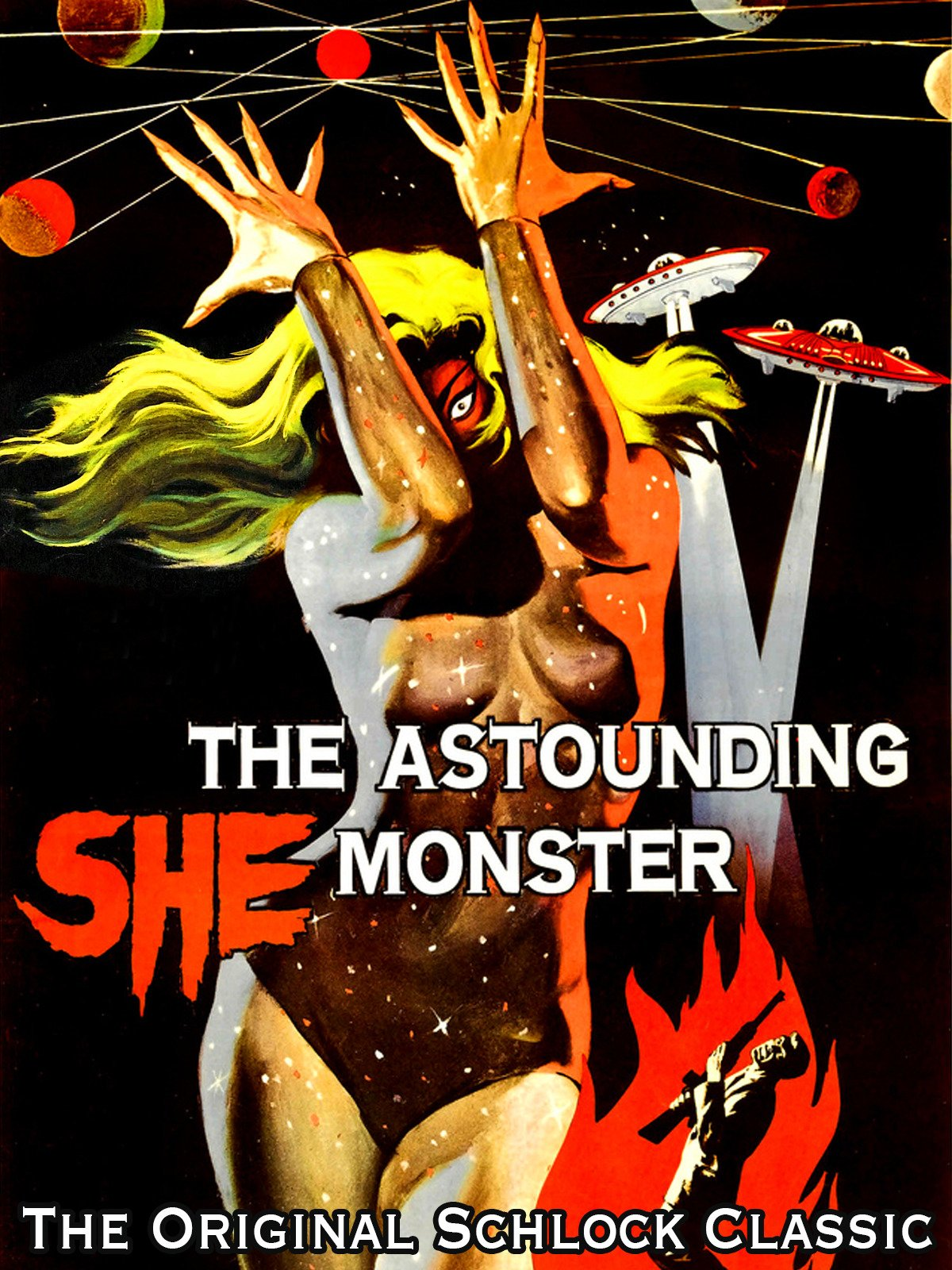 Astounding She Monster on Amazon Prime Instant Video UK