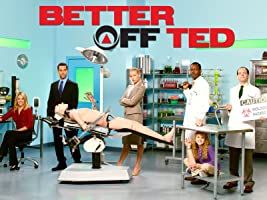 Better Off Ted Season 2 [HD]
